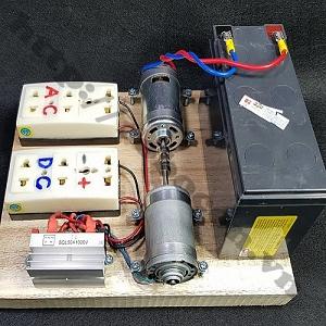 CBM61 Bộ DIY Chế Máy Phát Điện ...
