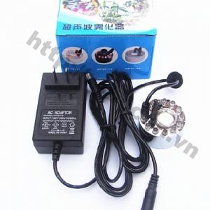 MDL111 Combo Đầu Phun Sương 12Led Adapter ...
